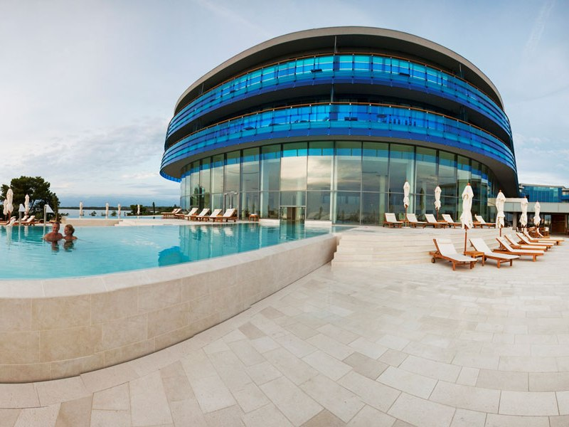 Das Wellnesshotel Iadera in Kroatien bietet Urlaub und Luxus nahe Zadar