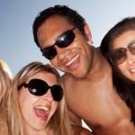 Urlaub mit der richtigen Sonnenbrille