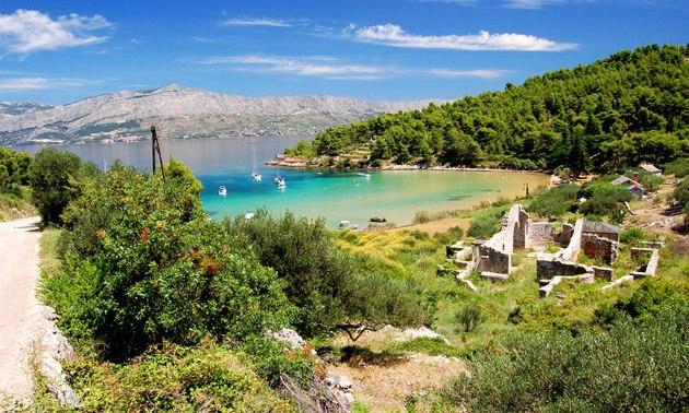 Istrien gilt als das Urlaubsparadies an der Adria